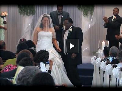 Triplett Wedding Hilights
