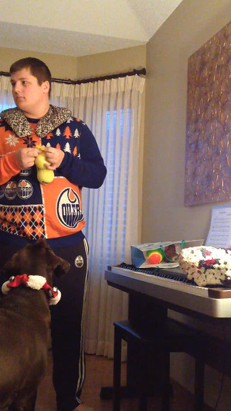 Bella's Christmas Stocking