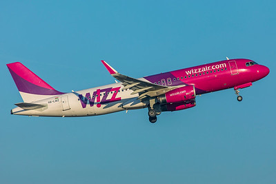 Wizz Air Airbus A320-232 HA-LWZ