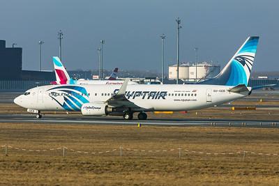 EgyptAir Boeing 737-866 SU-GEB 2-17-19