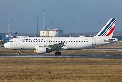 Air France Airbus A320-214 F-HEPA 2-17-19
