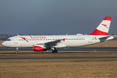 Austrian Airlines Airbus A320-214 OE-LBW 2-17-19
