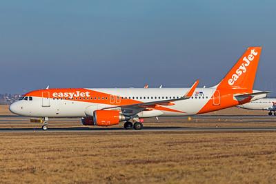 easyJet Europe Airbus A320-214 OE-IVT 2-17-19