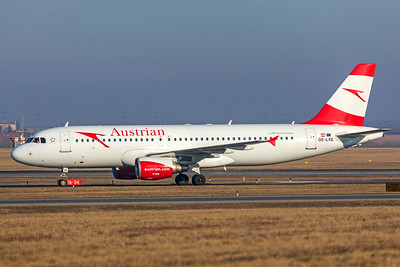 Austrian Airlines Airbus A320-216 OE-LXE 2-17-19