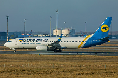 Ukraine International Airlines Boeing 737-8AS UR-PSV 2-17-19