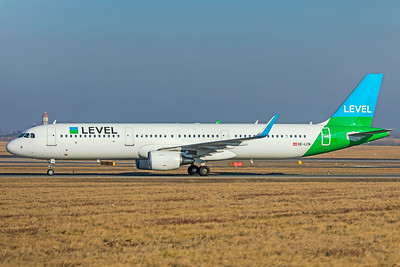 LEVEL Airbus A321-211 OE-LCN 2-17-19
