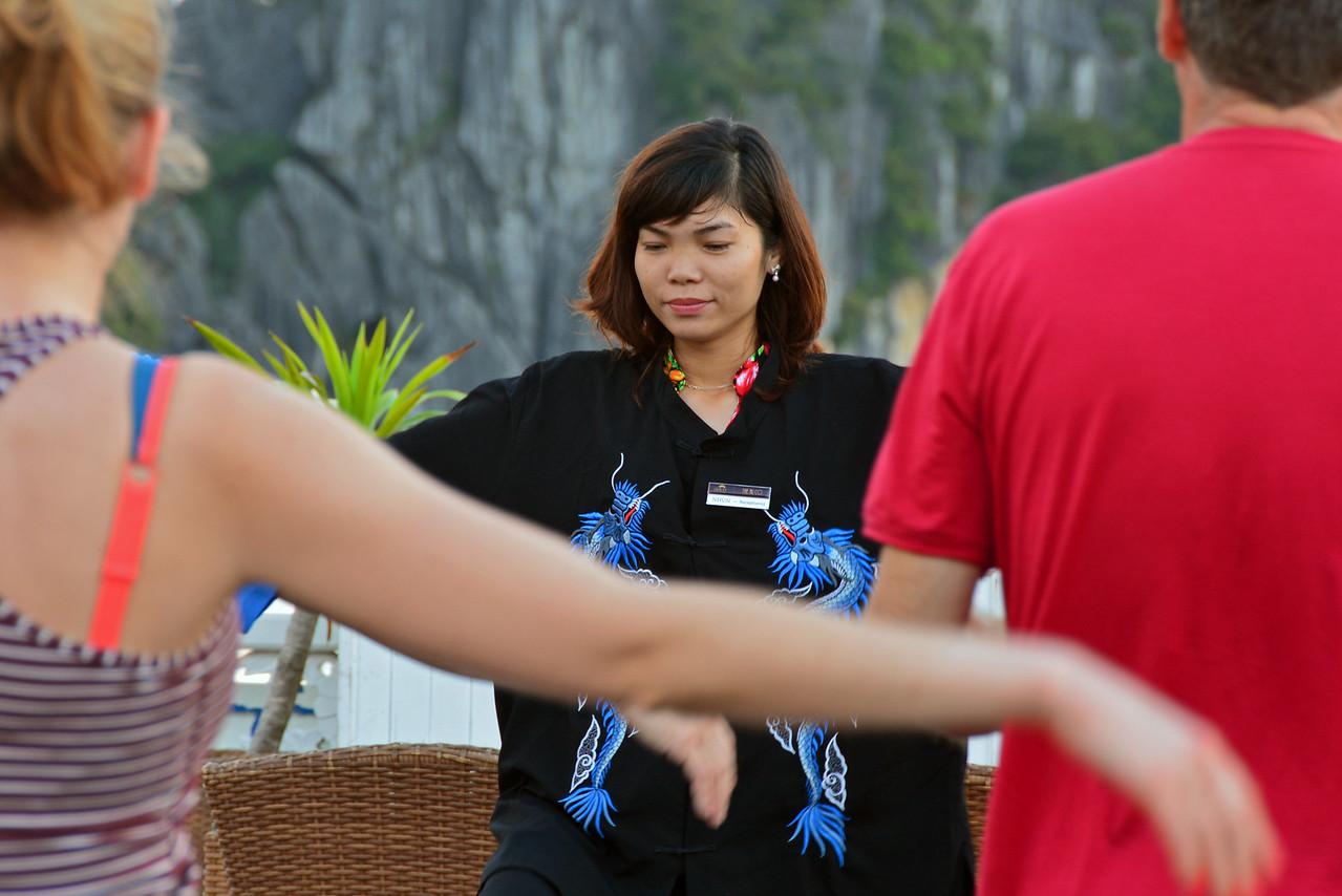 Au Co Cruise Ha Long Bay Vietnam