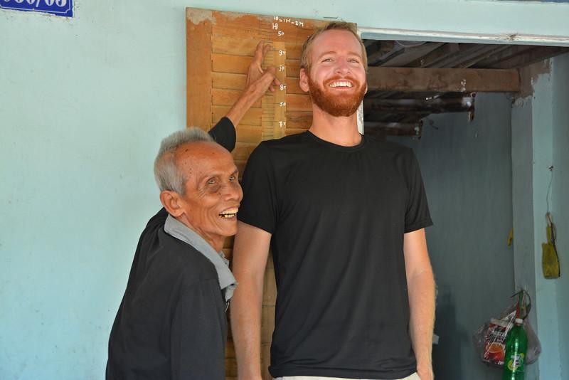 Khmer Village Visit