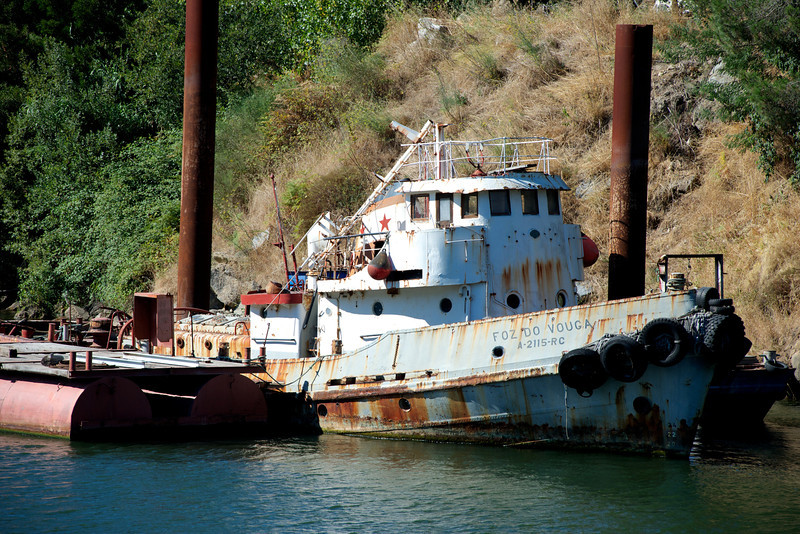RUSTING ON THE DOURO