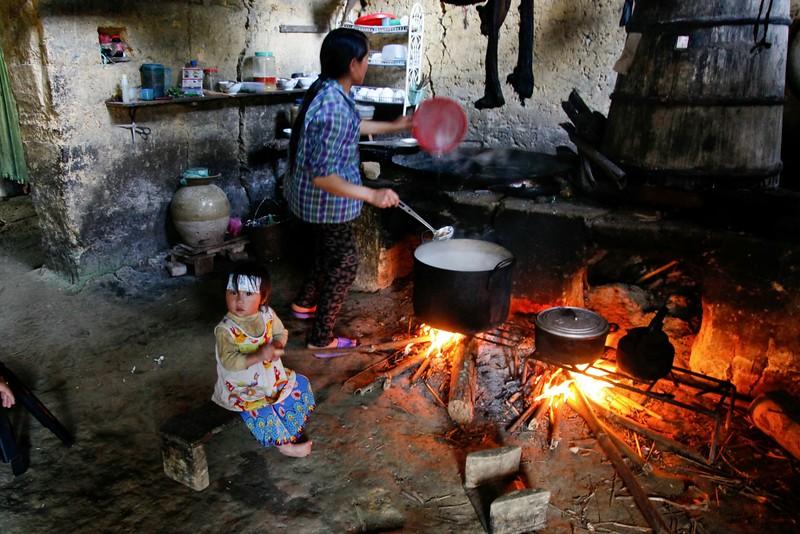SAPA - Ban Pho Village (Bac Ha area)