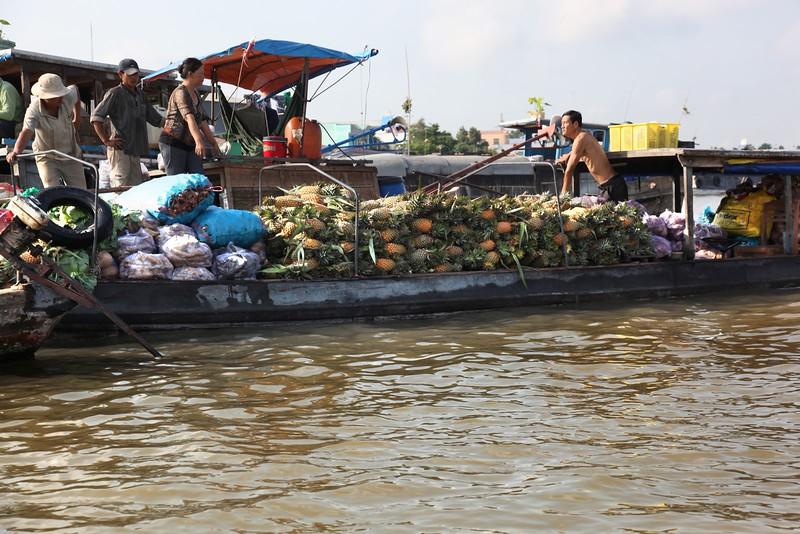 MEKOND DELTA - Cai Rang market