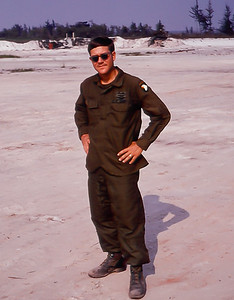 In Nomex Suit, Phu Bai Barracks