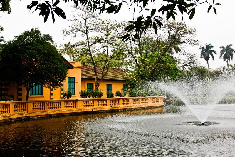 HANOI - The house where Ho Chi Minh lived
