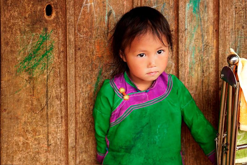 SAPA - Lao Chai Village - School