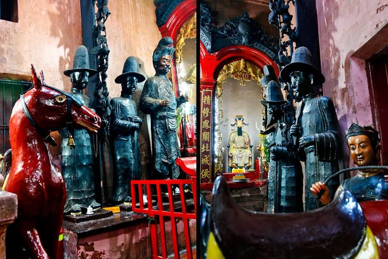 HO CHI MINH CITY (SAIGON),  Jade Emperor Pagoda