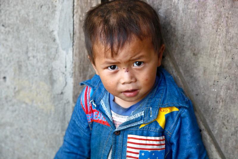 SAPA - Ban Ho Village - Nam Xai People