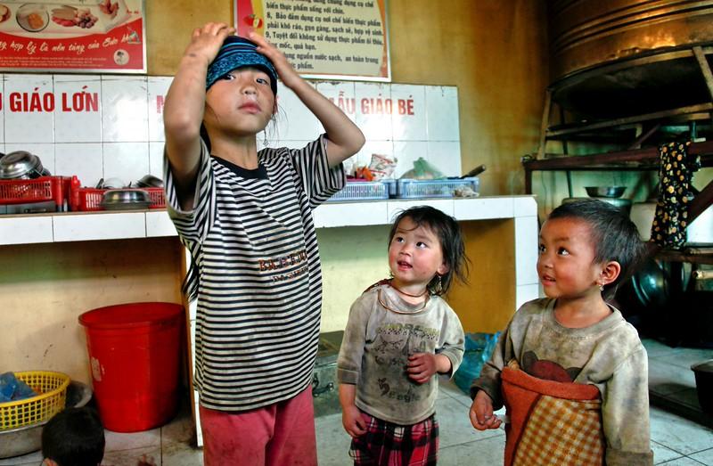 SAPA - Ban Ho Village School