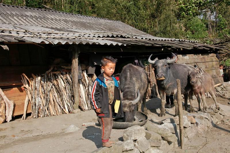 SAPA -  Ta Van Village