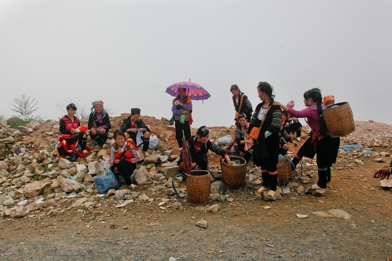 SAPA - Black Hmong People