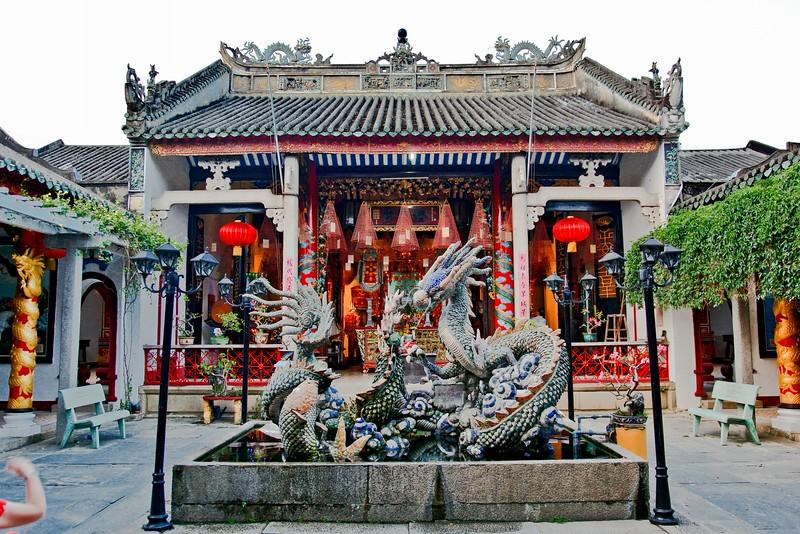 HOI AN, Temple