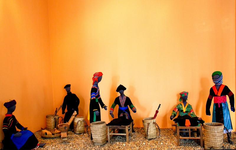 HANOI, Museum of  Ethnology