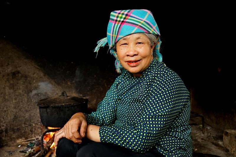 SAPA - Ban Ho Village - Tay people