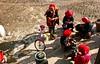 SAPA - Ta Pin Village - Red Zao women