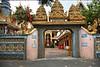 MEKONG DELTA, Can Tho, Khmer Pagoda