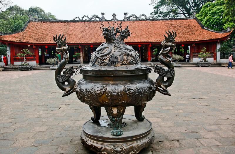 HANOI, Temple of Literature