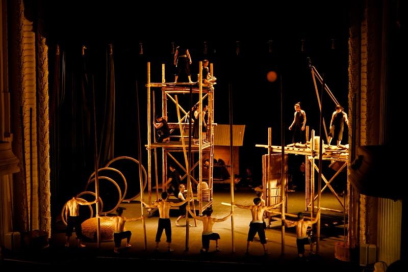 HO CHI MINH CITY (SAIGON),  A & O Performance - Opera House