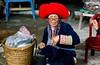 SAPA - Ta Pin Village - Red Zao women.