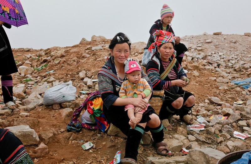 SAPA - Black Hmong women