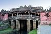 HOI AN - The Japanese covered bridge