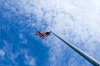 Flag Flyin' High