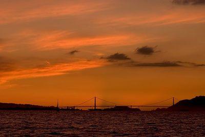 """Golden Gate Sunset"""