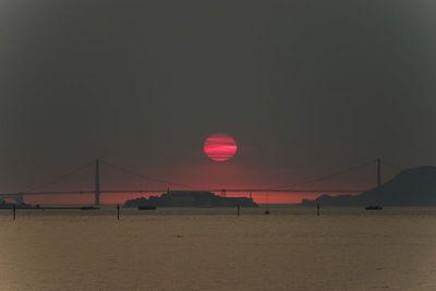 """""""Fire Sunset"""""""