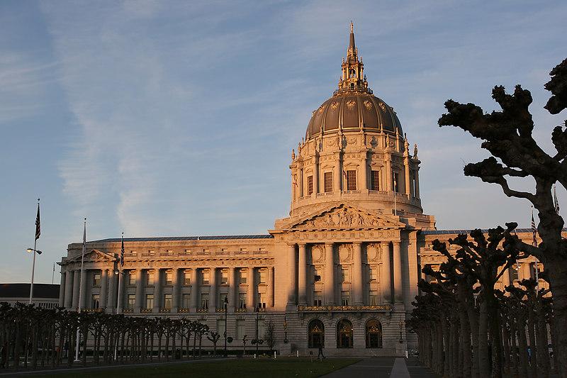 City Hall San Francisco - 2007