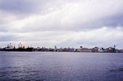 """""""A waterscape of Havana, Cuba"""""""