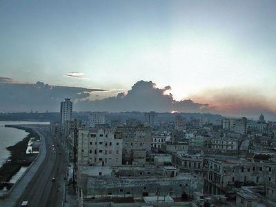 """""""Sunrise in Havana"""""""