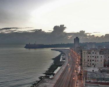 Havana in the morning