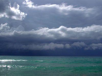 Cuba Clouds