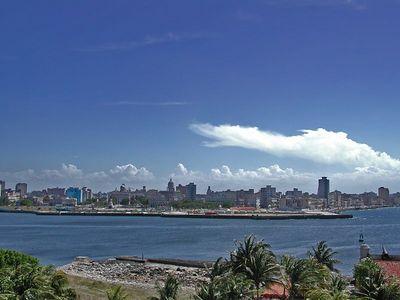 LandScape of Havana Cuba