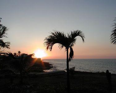 Sunset - Havana Lugares Cubanos - Places in Cuba