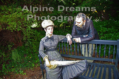 STATUES-by-the-BENCH