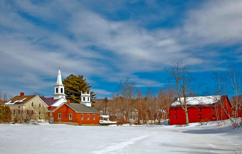 Harrisville Village, NH