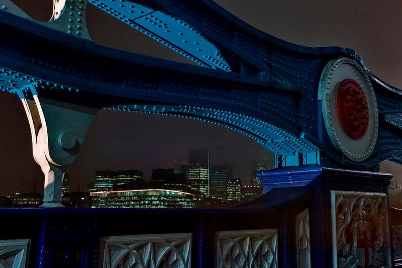Tower bridge et la City