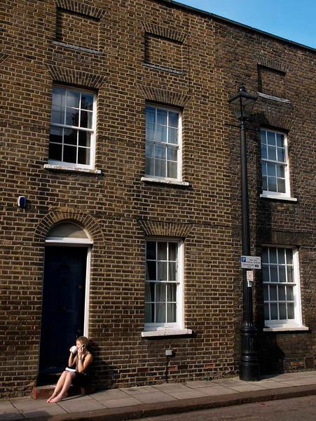 Londres, style de vie 1 (assez sympa !)