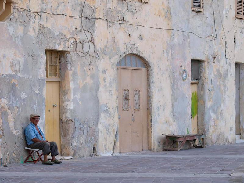 Le temps qui passe, doucement,  à Marsaxlokk, Malte