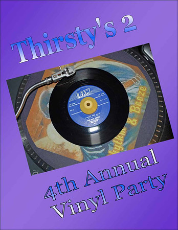 2011 Thirsty's 2 Vinyl Party - July 10