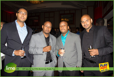 VIP Gala for the FIFA World Cup Trophy Tour